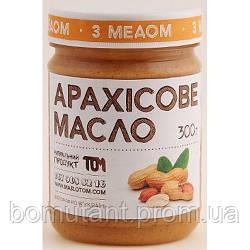 Арахісове Масло 35 гр солодке TOM peanut butter