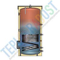 Моновалентный бак ГВС EBS-PU 300 с несъемной теплоизоляцией