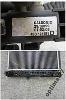 Радиатор основной 1.6 8V vw,1.8 20V vw,1.8T 20V vw,1.9TDI vw, fo VW Passat B5 1997-2005