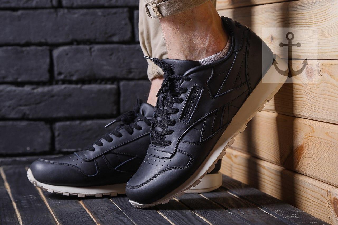 Кроссовки Reebok Classic Leather Lux