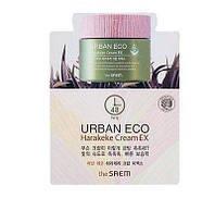 Пробник крема с экстрактом новозеландского льна The Saem Urban Eco Harakeke Cream EX