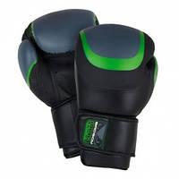 Перчатки боксерские BAD BOY PRO SERIES 3.0 GREEN 10 УН.