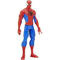 Человек Паук (Marvel Spider-Man Titan Hero Series),30см, Hasbro