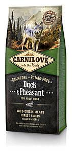 Carnilove Duck & Pheasant 12 kg (корм для взрослых собак с уткой и фазаном)