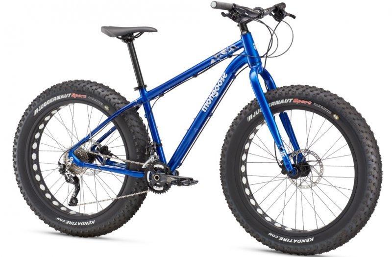 """Велосипед горный FATBIKE MONGOOSE ARGUS COMP R17 20-S.26"""""""