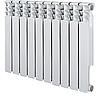Радиатор алюминиевый Grunhelm GR500-100AL (10 секций)