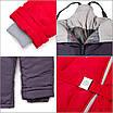 Детский зимний костюм для девочки от производителя 24,26, фото 7
