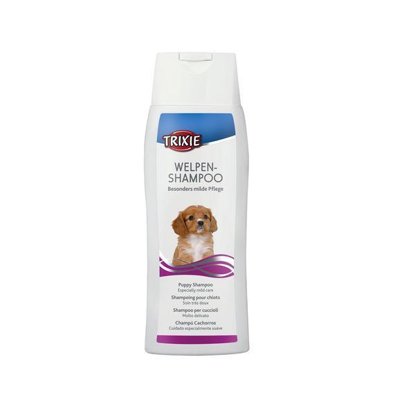 Trixie Puppy Shampoo 250 мл - мягкий шампунь для щенков