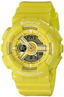 Женские часы Casio Baby-G BA-110BC-9A