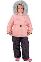 Детские зимние комбинезоны для девочки от производителя 24- 32