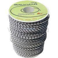 SALVIMAR Катушечный линь Дайнема 2,5мм, катушка 100м