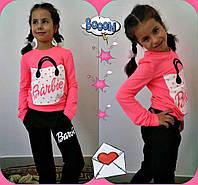 Спортивный костюм для девочки Барби  мм599-1