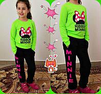 Спортивный костюм на девочку Минни  мм599