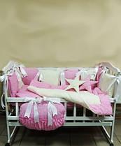 Комплект детского белья Bonna Elite Розовый