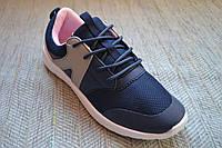 Детские кроссовки на шнурках для девочек Arial размер 31 32 34 37 38