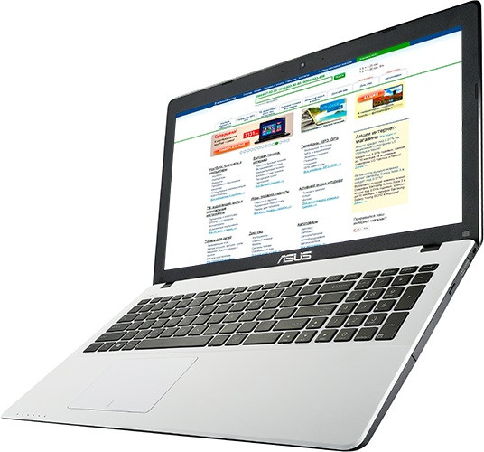 Ноутбук ASUS(белый,white), Intel Core i5+ NVIDIA 710M