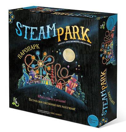 Настільна гра Паропарк (Steam park) рос., фото 2