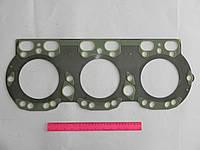 Прокладка ГБЦ (стальная) ЯМЗ 236Д-1003212-А (зеленая)