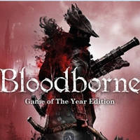 Игра Bloodborne GOTY (росс субт) для приставки Sony PlayStation 4 (PS4)