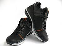 Ботинки кожа качество 100% Salomon