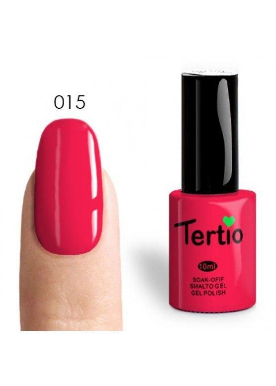 Гель-лак №015 Tertio, 10 мл