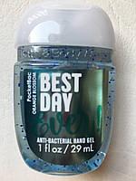 """Санитайзер для рук """"Самый лучший день"""" Bath & Body Works"""
