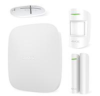 Комплект сигнализации Ajax Starter Kit белый