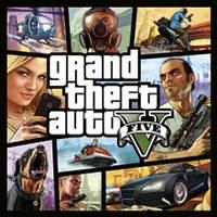 Игра Gtand Theft Auto V GTA5  (русс субт) для приставки Sony PlayStation 4 (PS4)