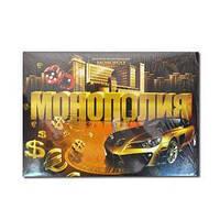 Игра малая «Монополия»