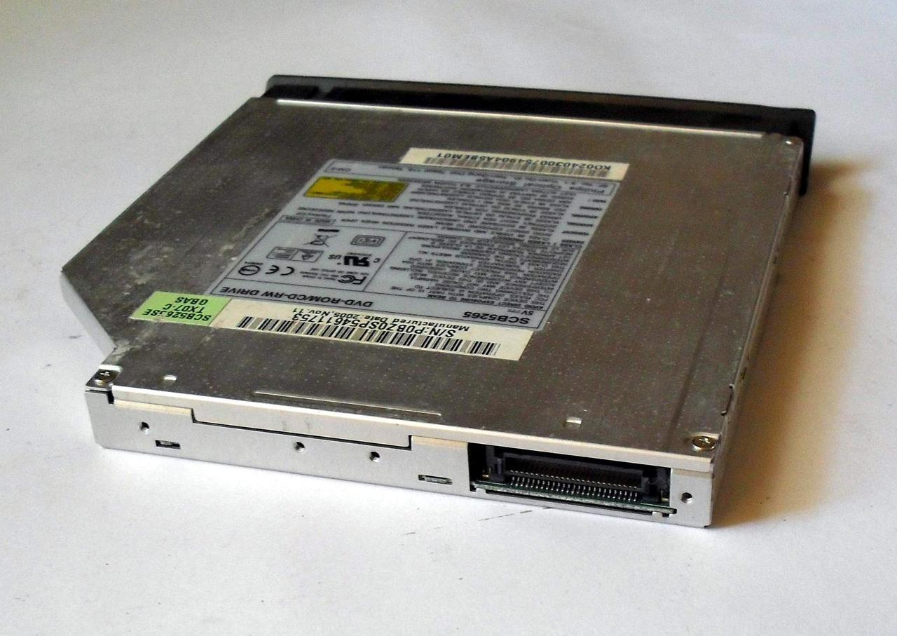 Dell Philips SCB5265 slim 24x Combo Firmware v.TD17 A02 Windows 2000/XP