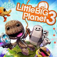 Игра Little Big Planet 3 (русс озвуч) для приставки Sony PlayStation 4 (PS4)