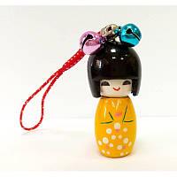 Японский брелок «Кокеши»