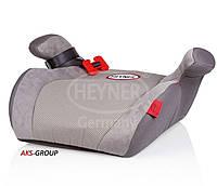 Автокресло бустер Heyner SafeUp Ergo M SP (II + III) Koala Grey 794 200