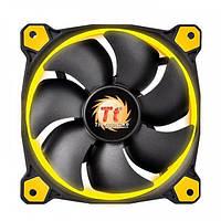 Вентилятор для корпуса Thermaltake Riing 14 Yellow LED (CL-F039-PL14YL-A)