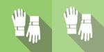 Выбор детских горнолыжных перчаток