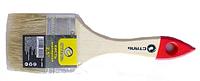 Кисть Стандарт Сталь 34004 (натуральный ворс, ширина 63 мм)