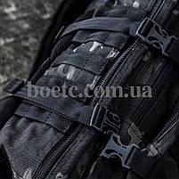 "Рюкзак ""ПАТРУЛЬ"" 35л (Black Multicam), фото 4"