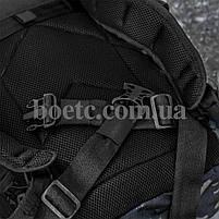 "Рюкзак ""ПАТРУЛЬ"" 35л (Black Multicam), фото 5"