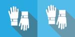 Перчатки мужские лыжные - ваша практичная защита