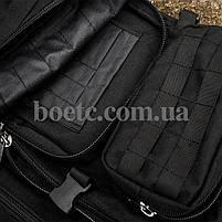 "Рюкзак ""ПАТРУЛЬ"" 35л (Black), фото 8"