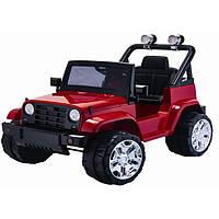 Электромобиль Jeep Wrangler Red