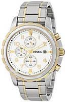 Мужские часы Fossil FS4795 Dean Chronograph
