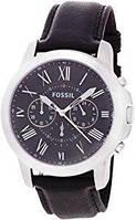 Мужские часы Fossil FS4812 Grant Chronograph