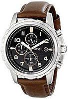 Мужские часы Fossil FS4828 Dean Chronograph