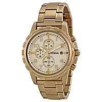 Мужские часы Fossil FS4867 Dean Chronograph