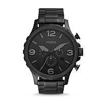 Мужские часы Fossil JR1401 Nate Chronograph