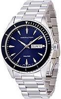 Мужские часы Hamilton H37551141 Jazzmaster Seaview