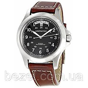 Мужские часы Hamilton H64455533 Khaki King