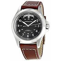 Мужские часы Hamilton H64455533 Khaki King, фото 1