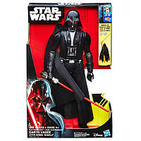 Звездные войны Дарт Вейдер электронный (Star Wars Rebels Electronic Duel Darth Vader). 30см, Hasbro